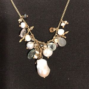 Alexis Bittar Pearl Necklace